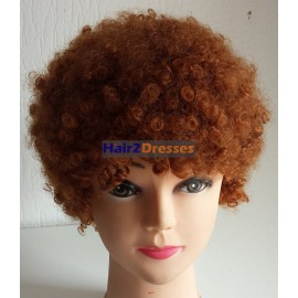 Afro Short Curly Wig