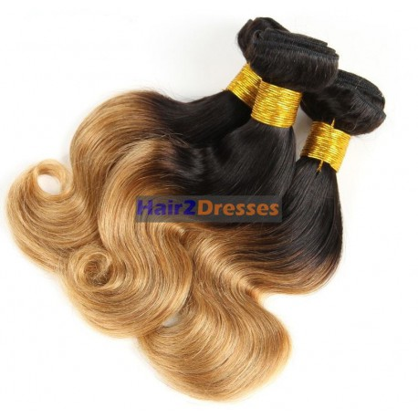 Indian Body Wave Ombre