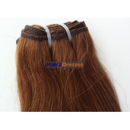 Brazilian Remy Single Drawn