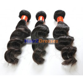 Peruvian Virgin Wavy Hair