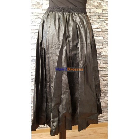 Pur Leather Skirt