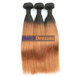 Brazilian Straight Ombre