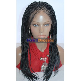 Synthetic Braid Wig